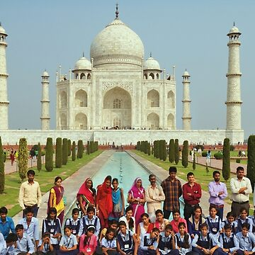Taj Mahal, Agra, India by gigges