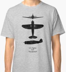 "P-47 ""Thunderbolt"" Classic T-Shirt"