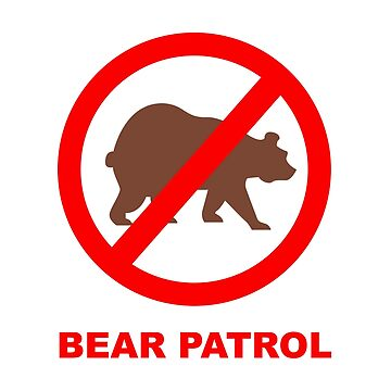 Bear Patrol by AlxMtz