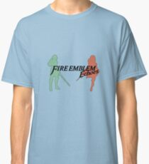 FIRE EMBLEM ECHOES   Alm and Celica Classic T-Shirt
