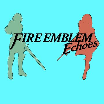 FIRE EMBLEM ECHOES | Alm and Celica by Rotom479
