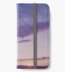 Sunset from One Tree Hill iPhone Wallet/Case/Skin