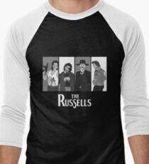 The Russells Men's Baseball ¾ T-Shirt