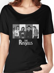 The Russells Women's Relaxed Fit T-Shirt