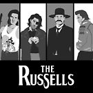 The Russells by Alex Kittle