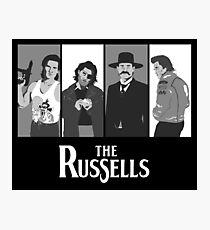 The Russells Photographic Print