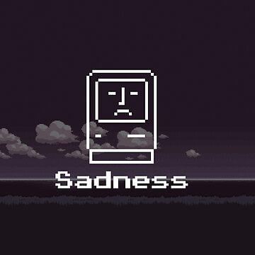 Apple Sadness de michaelwpg
