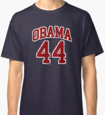 Barack Obama 44th President  Classic T-Shirt