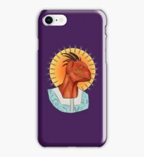 Big Head, Lover of Forks iPhone Case/Skin