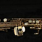 Soprano Sax - Side View by BlueMoonRose