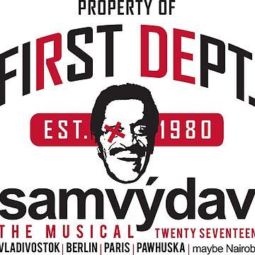 First Dept. samvydav concert by FirstDept
