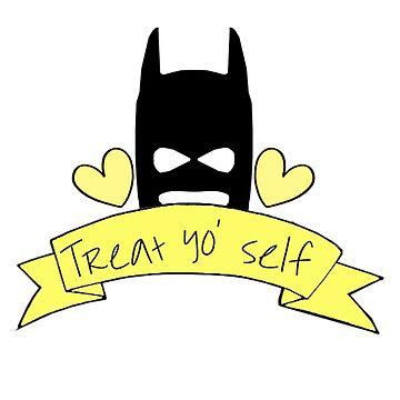 Treat Yo Self by tarrbear