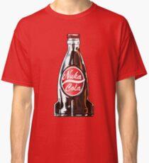 Nuka Cola - Rocket bottle Classic T-Shirt