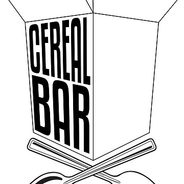 Cereal Bar Food Truck T-Shirt by cerealbar