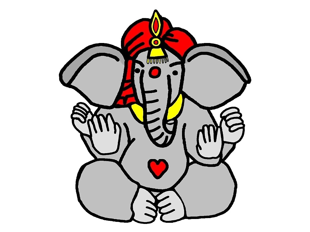 Lord Ganesha by imphavok
