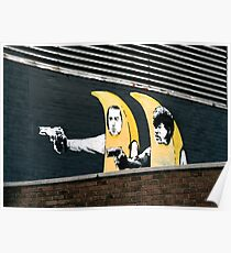 Banana Pulp Fiction  Poster