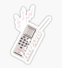Noname Telefone Sticker