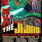 Run The Jewels World Tour Dates 2017 by sotobabad