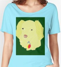 Pitcher's Pup Women's Relaxed Fit T-Shirt
