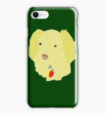 Pitcher's Pup iPhone Case/Skin
