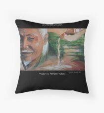 """""""sapa - Vietnam"""" by Florianne Vuillamy Throw Pillow"""