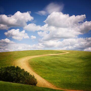 English Countryside by Kilbracken