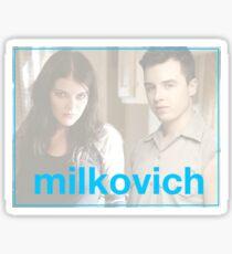 Milkovich siblings Sticker