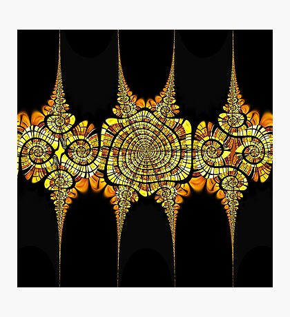 Abstract Fractal Photographic Print