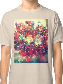 The Rainbow Cloud Classic T-Shirt