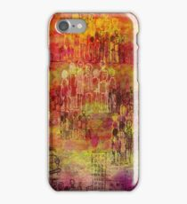 City Life iPhone Case/Skin