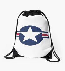 United States Star Insignia, US Star Drawstring Bag