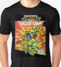 Tmnt - Arcade Game T-Shirt