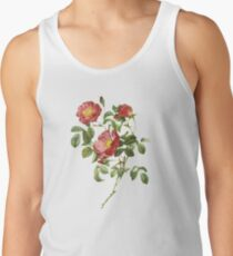 Red Rose Tank Top