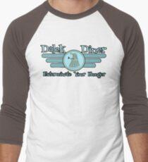Dalek Diner 2 Men's Baseball ¾ T-Shirt