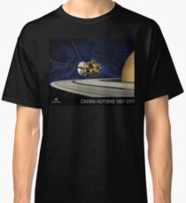 Cassini-Huygens Tribute Classic T-Shirt