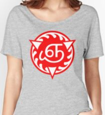 Reapers' Symbol (Large) Women's Relaxed Fit T-Shirt