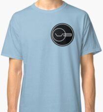 Von Braun Logo (Small) Classic T-Shirt