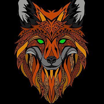The FOX by Saucydarkmatter
