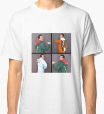 Asher (HTGAWM) (Onesie)  Classic T-Shirt
