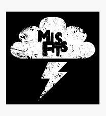 Misfits Photographic Print
