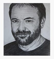 Mark Sheppard - Crowley Photographic Print