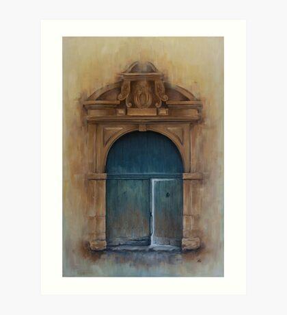 Internal Door Impression artistique