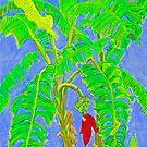 Thai Banana Trees by James Lewis Hamilton