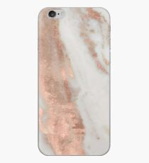 Marmor - Rose Gold schimmernder Marmor iPhone-Hülle & Cover