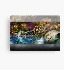 'Intoxicate' Digital Art Collection Canvas Print