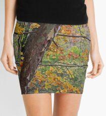 Cuyahoga Camouflage Mini Skirt