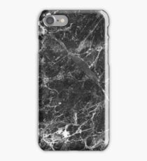 Black and White Marble Mix iPhone Case/Skin