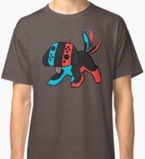 Nintendo Switch Dog Launch Colors Classic T-Shirt