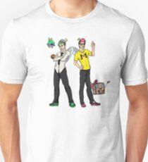 Wandiplier and Jack Cosmic Eye T-Shirt
