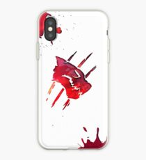 Fight for the White Fang! iPhone Case